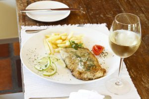 what wine should you drink with fish?
