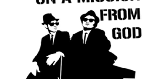 Blues Brothers perform in Torrevieja